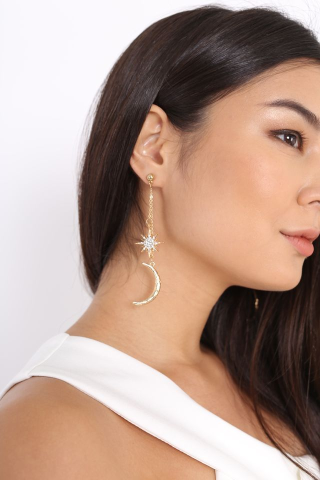 WANDERLUST STATEMENT EARRINGS